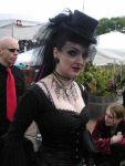 Wave-Gotik-Treffen Photographs I
