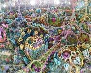 Wonderland Flowerjungle III
