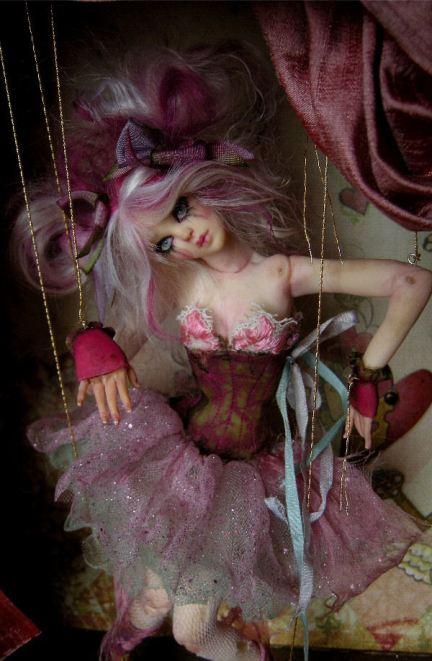 Broken Puppets