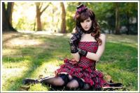 Plaid Lolita