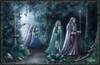 Elves Leave Middle Earth