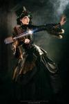 Steampunk Warrior I