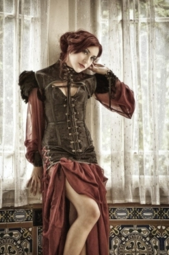 A Touch Of Steampunk
