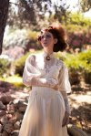 Ivory Lace - Victorian Wedding