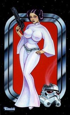 Leia By Victor Rinaldi