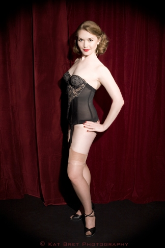 Pinup By KatBretPhotography
