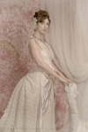 Southern Belle In Pastel