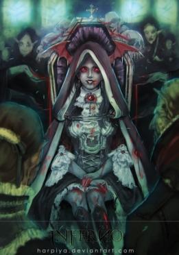 Synod Of Vampires By Magdalena Radziej