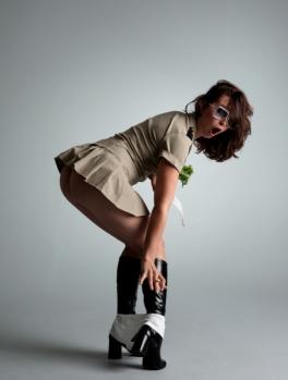 Melissa Trout Nov 9, 2009