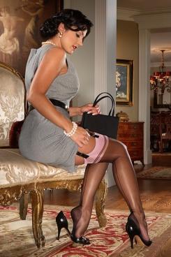Stockings VIII