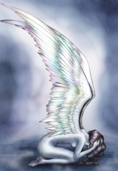 Criying Angel