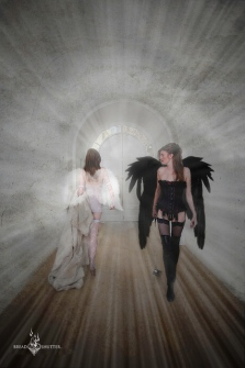 Angels By bread And Shutter