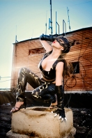 Cat On A Hot Tin Roof By Pacsaman