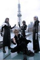 Final_Fantasy_VII_Group_by_Yukilefay