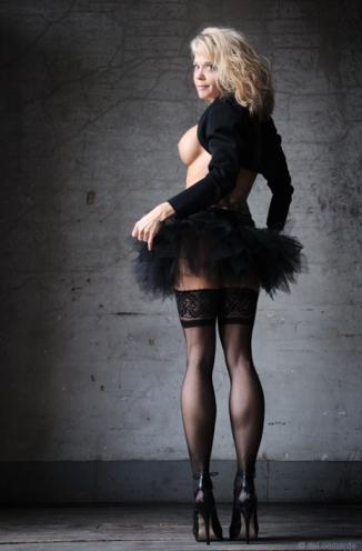 Mandy Tutu By Blackflute