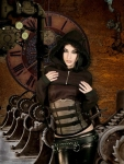 Steampunk Darlings (3)