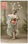 Vintage Dancer Costume