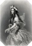 Portrait Lady In Pearls