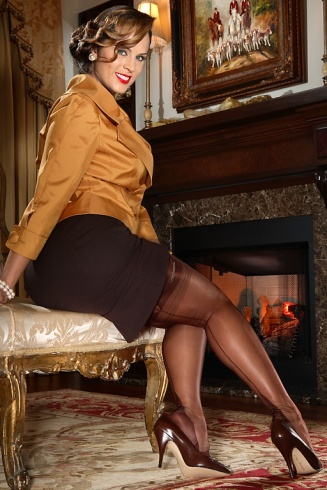 Silk Stockings I