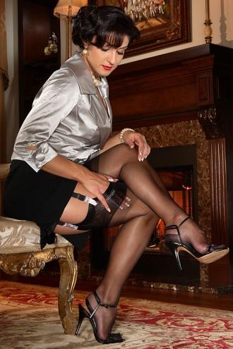 Silk Stockings IV