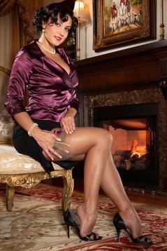 Silk Stockings VI