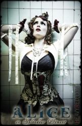 Alice In Wonderlad Costume I