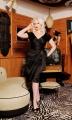 Ava Dress in Black