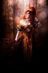 Madam Mercys Clockwork Ballgown