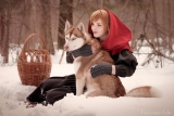 Red Riding Hood With Friend
