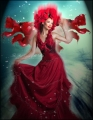 The Red Queen Of The Deep