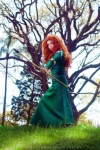 Merida Cosplay - I'll Be Shooting For My Own Hand