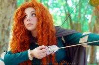 Merida Cosplay - Legends Are Lessons