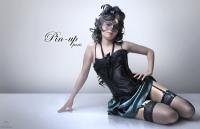 Sandy Pinup - Paris