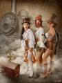 Steampunk Bandit Queen III