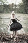 Valance Corset Dress