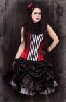 Ballgown 3 In 1 Skirt Red