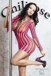 Chilirose Pink Stripe Dress