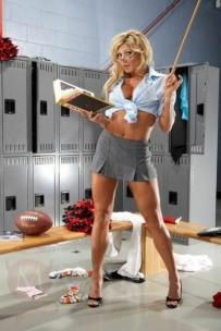 Gym Mistress