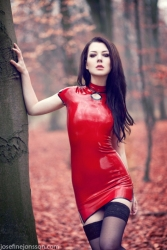 Red And Black Latex (4)