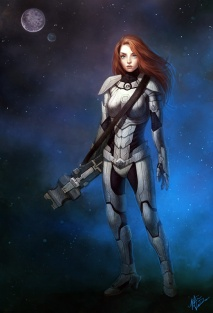 SciFi Girl