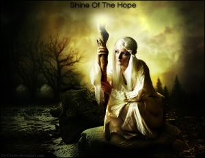 Shine Of The Hope
