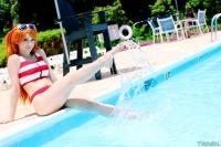 Bathing Suit Asuka - Neon Genesis Evangelion