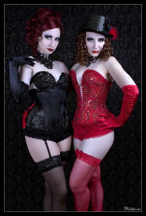 Cabaret Gals
