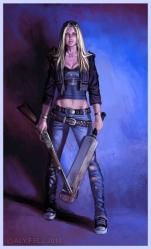 Erica - Zombie Killer