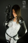 Miranda From Mass Effect Bodypaint