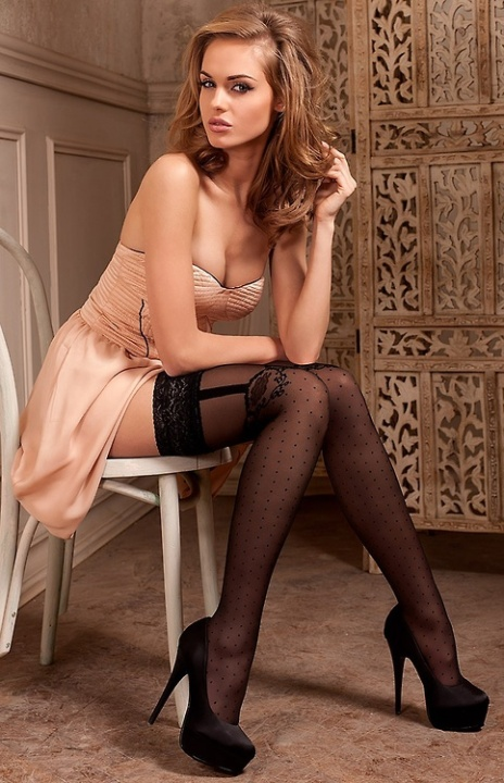 Tops Of Stockings (4)