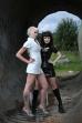 DunkelElfin And Fuchsia As Scavangers