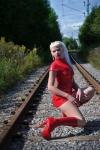 DunkelElfin In Red