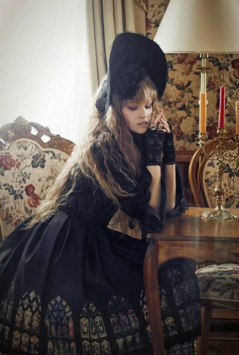 Gothic Lolita (12)