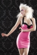 Hot Pink Latex Dress By OohLaLatex